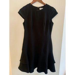 Eliza J. Black Cocktail Dress, Size 4